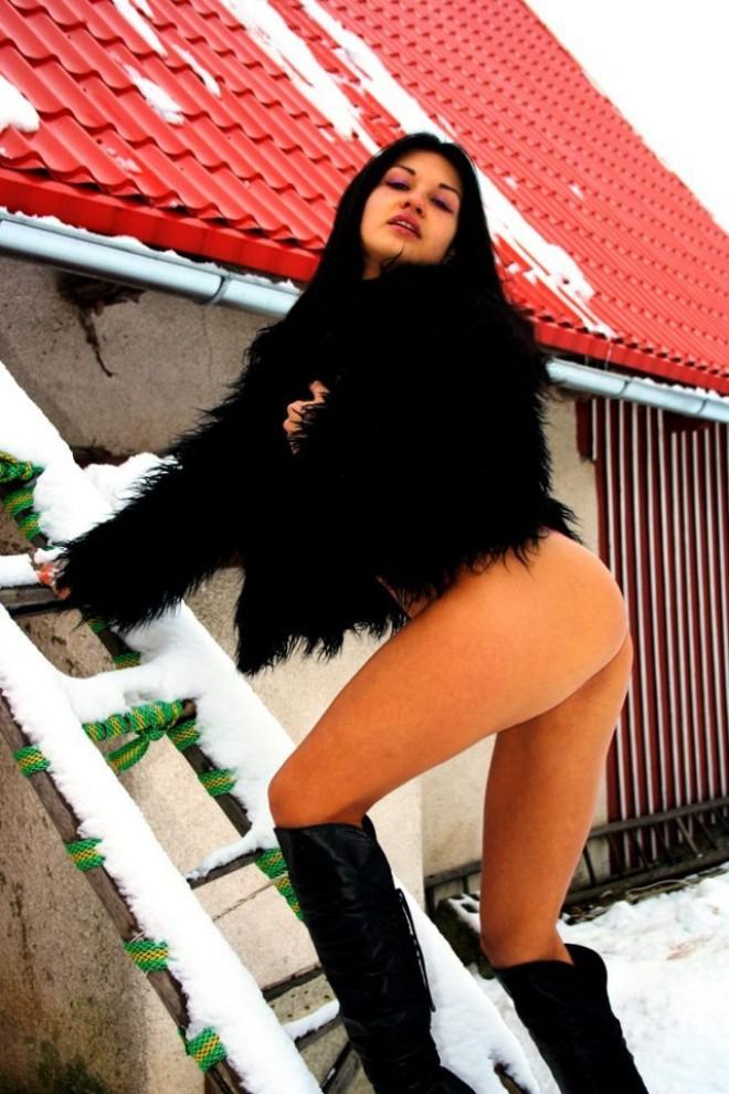 Яна Кадержавкова голая. Фото - 28