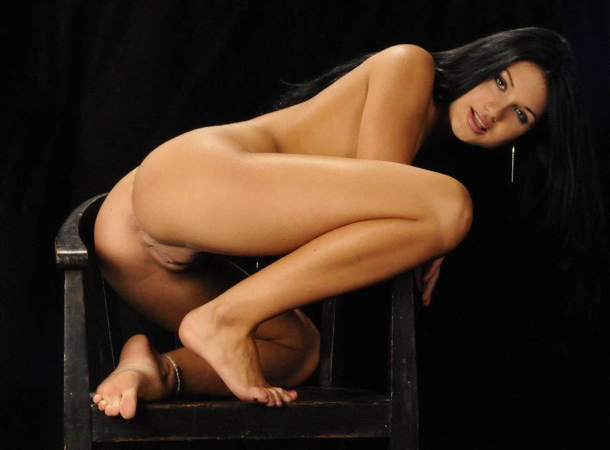 Яна Кадержавкова голая. Фото - 42