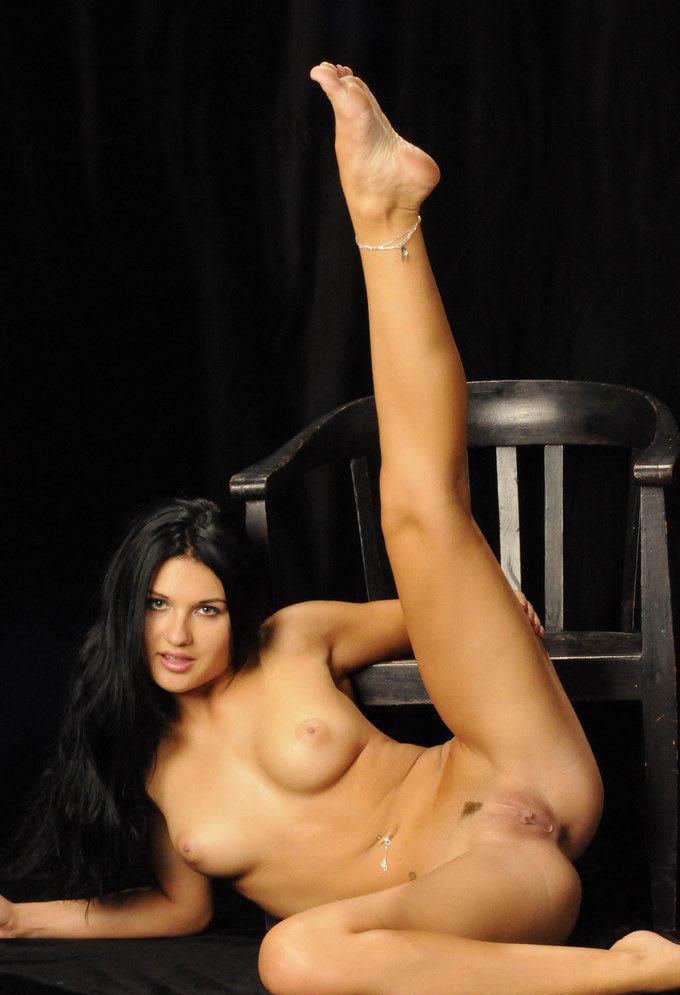 Яна Кадержавкова голая. Фото - 80