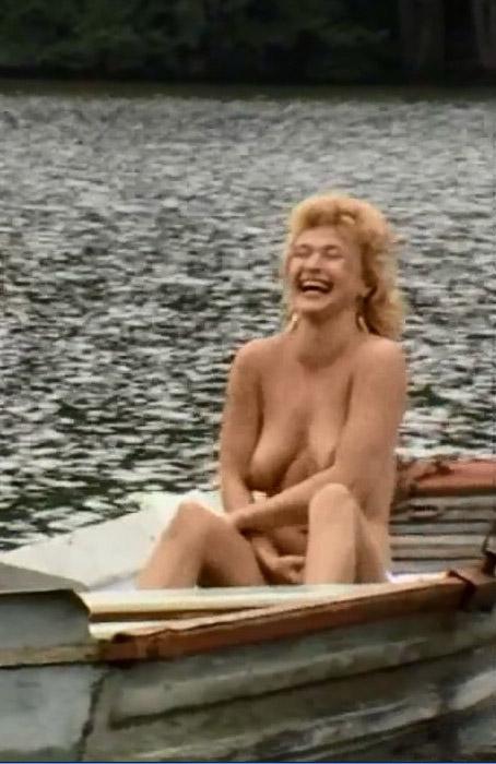 Яна Паулова голая. Фото - 5