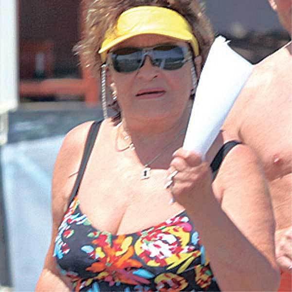 Иржина Богдалова голая. Фото - 4