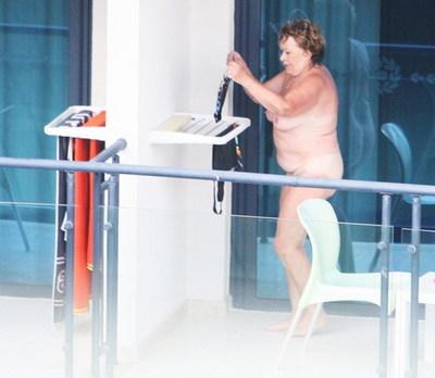 Иржина Богдалова голая. Фото - 5