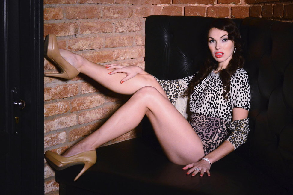Камила Нивлтова голая. Фото - 21