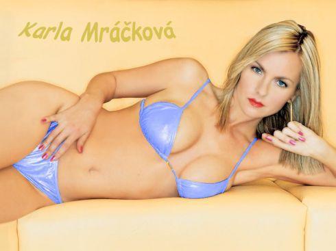 Карла Мрачкова голая. Фото - 5