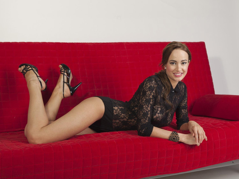 Каролина Крезлова голая. Фото - 36