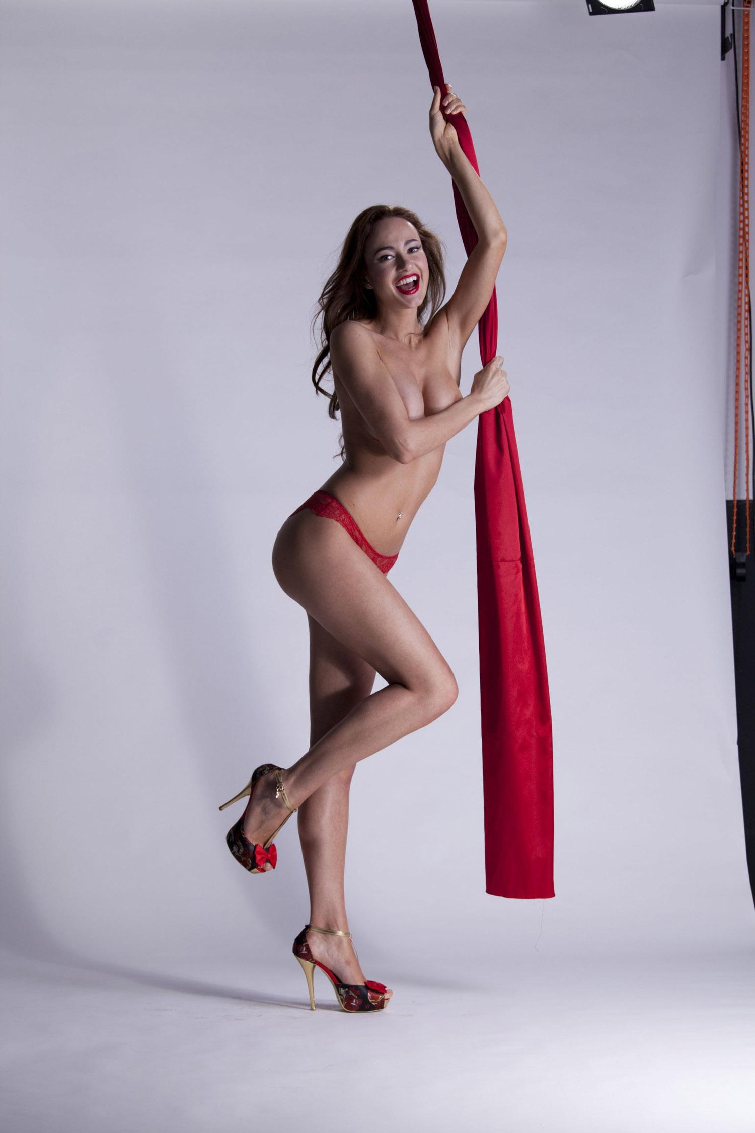Каролина Крезлова голая. Фото - 37
