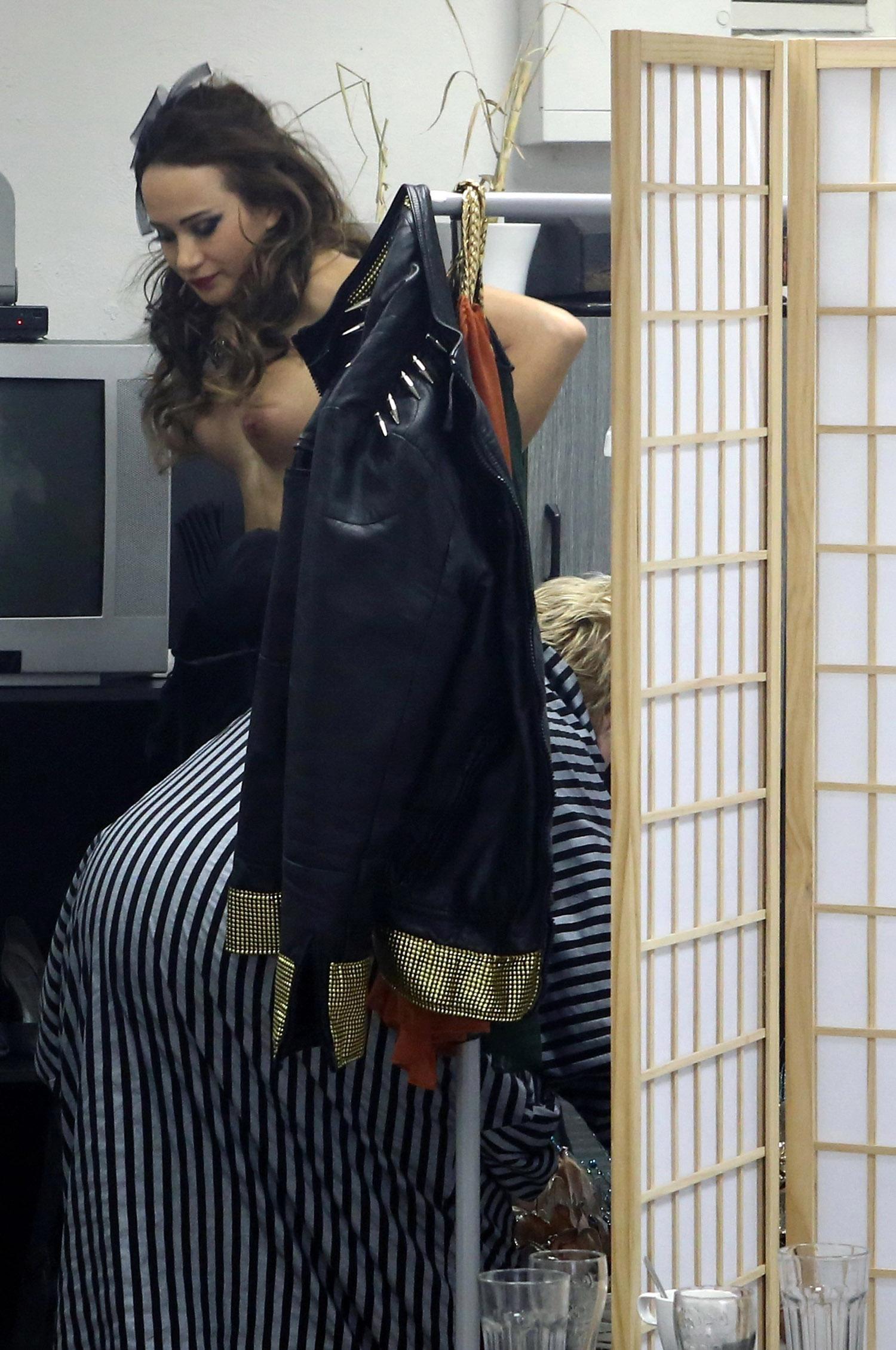 Каролина Крезлова голая. Фото - 41