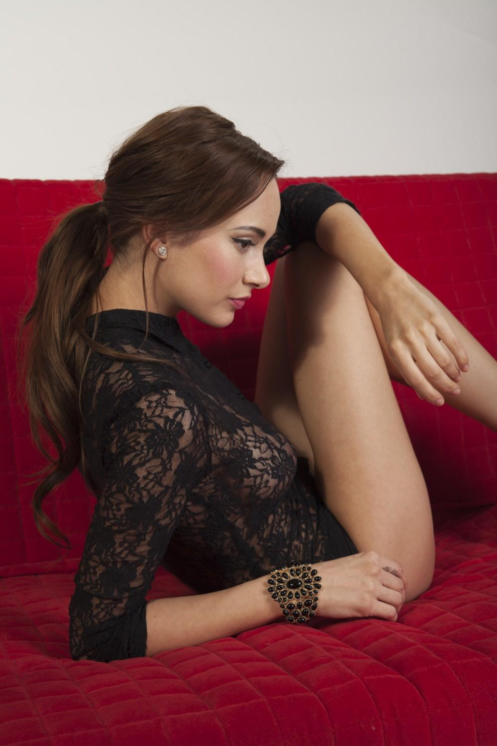 Каролина Крезлова голая. Фото - 44