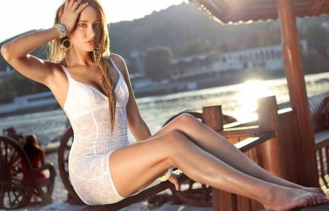 Каролина Крезлова голая. Фото - 45