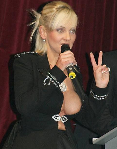 Катержина Хамрова голая. Фото - 5