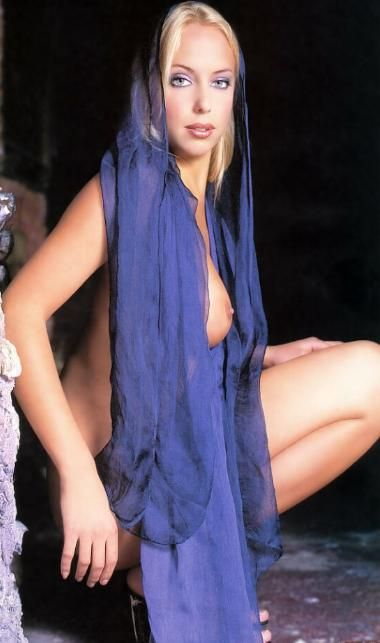 Катержина Матлова голая. Фото - 1
