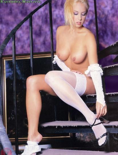 Катержина Матлова голая. Фото - 11
