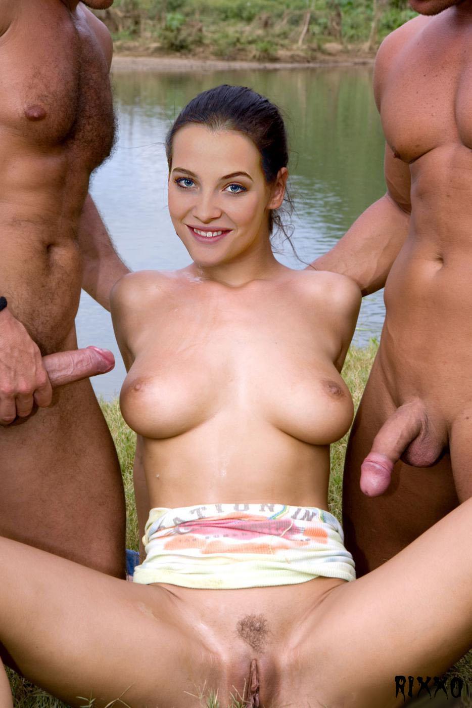 Катержина Соколова голая. Фото - 12