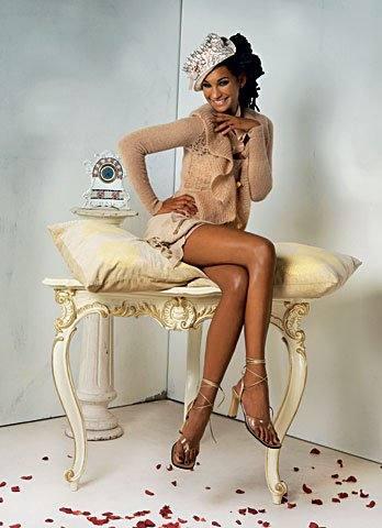 Лейла Аббасова голая. Фото - 6