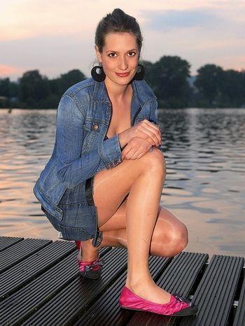 Ленка Заградницка голая. Фото - 6