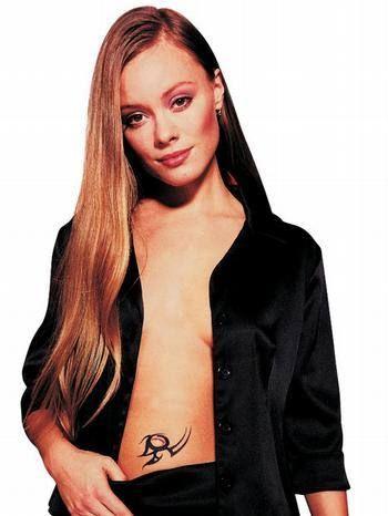 Linda Rybová nahá. Fotka - 10