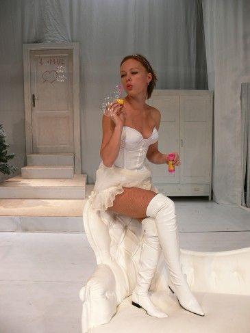 Linda Rybová nahá. Fotka - 4