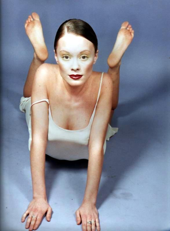 Linda Rybová nahá. Fotka - 8