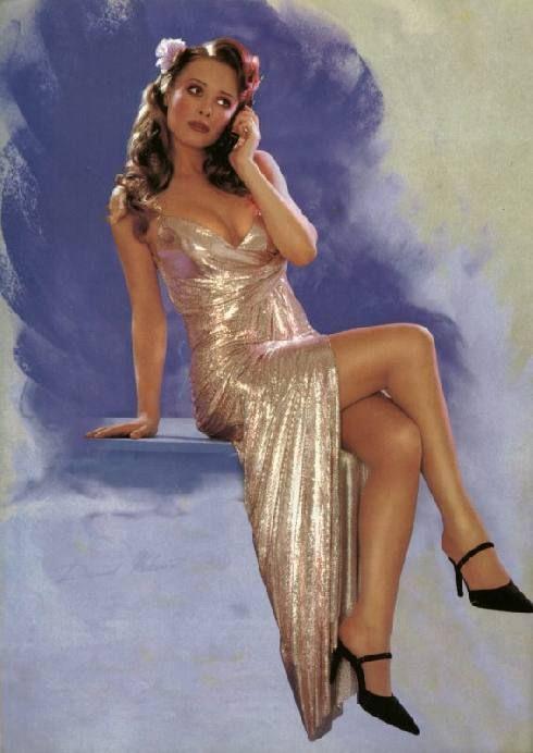 Linda Rybová nahá. Fotka - 9