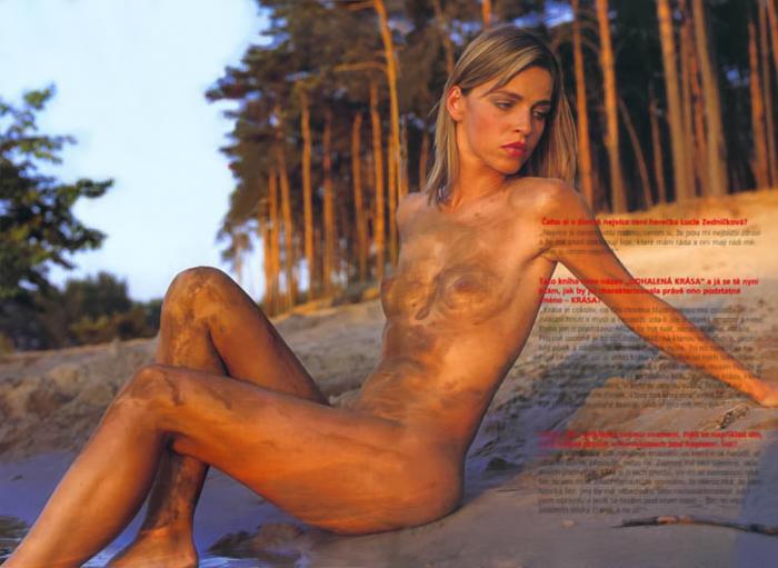 Люция Зедничкова голая. Фото - 14