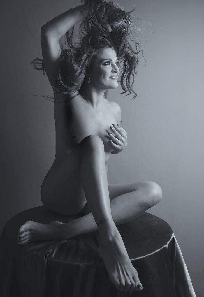 Магулена Бочанова голая. Фото - 1