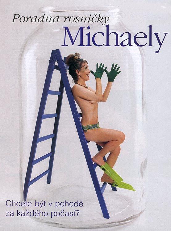 Михаэла Долинова голая. Фото - 12