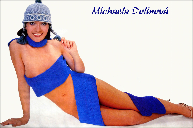 Михаэла Долинова голая. Фото - 20