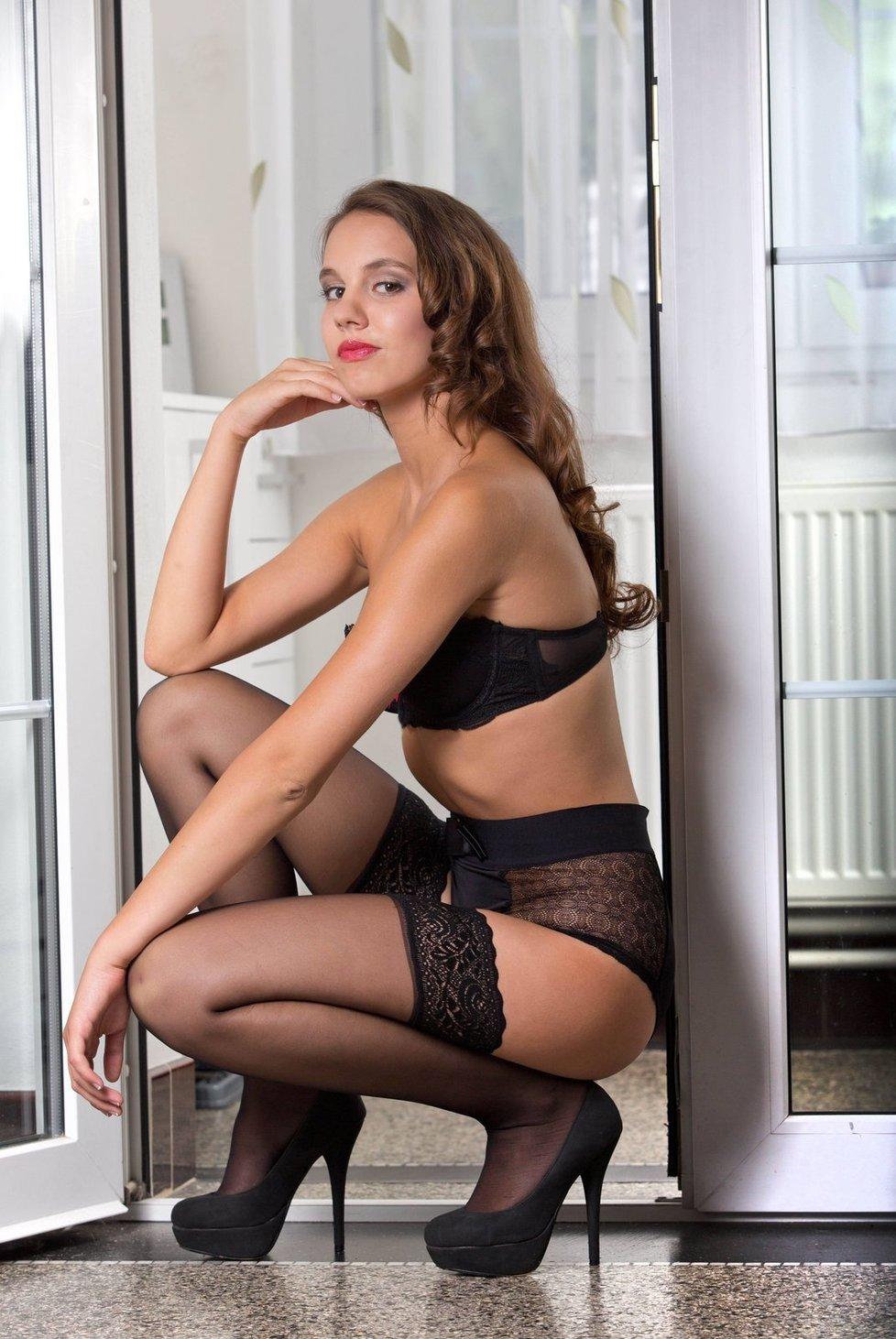 Михаэла Дубравова голая. Фото - 24
