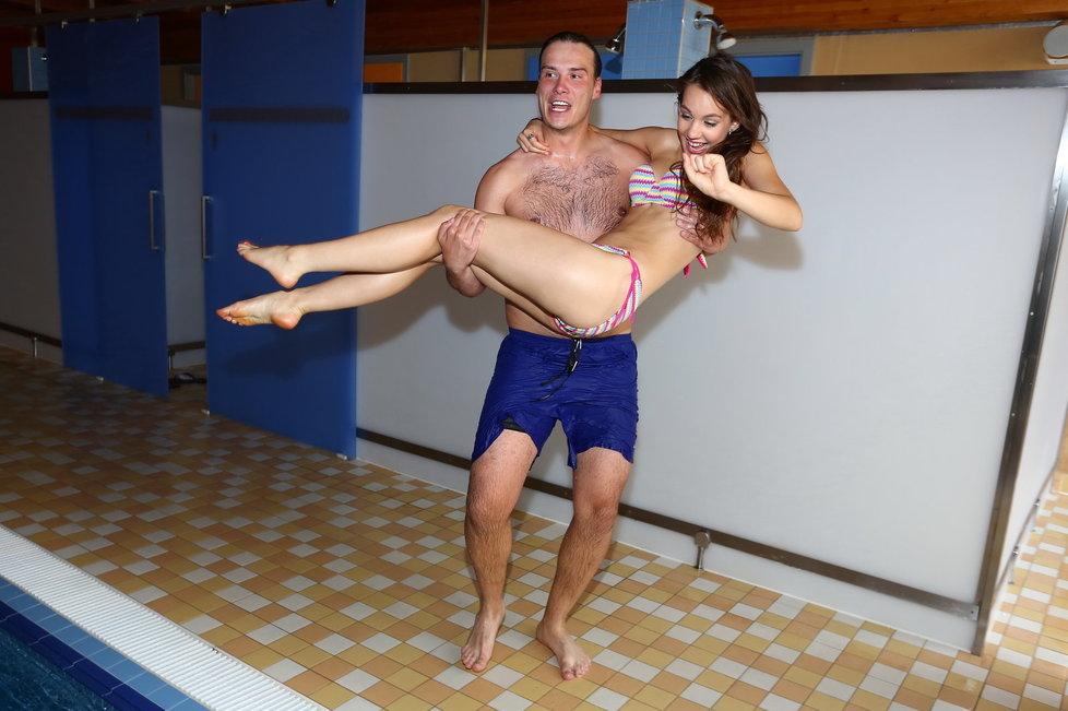 Михаэла Дубравова голая. Фото - 28