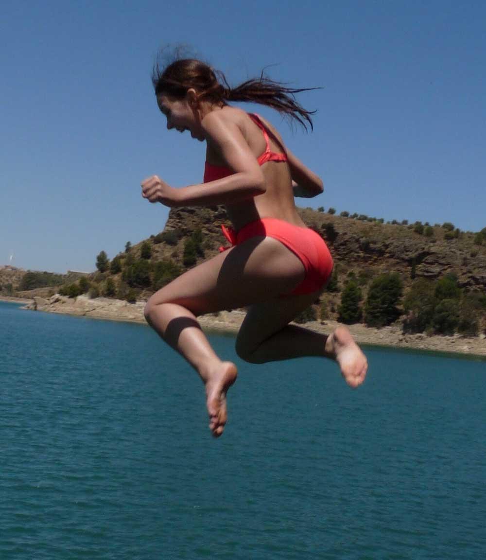 Михаэла Дубравова голая. Фото - 3