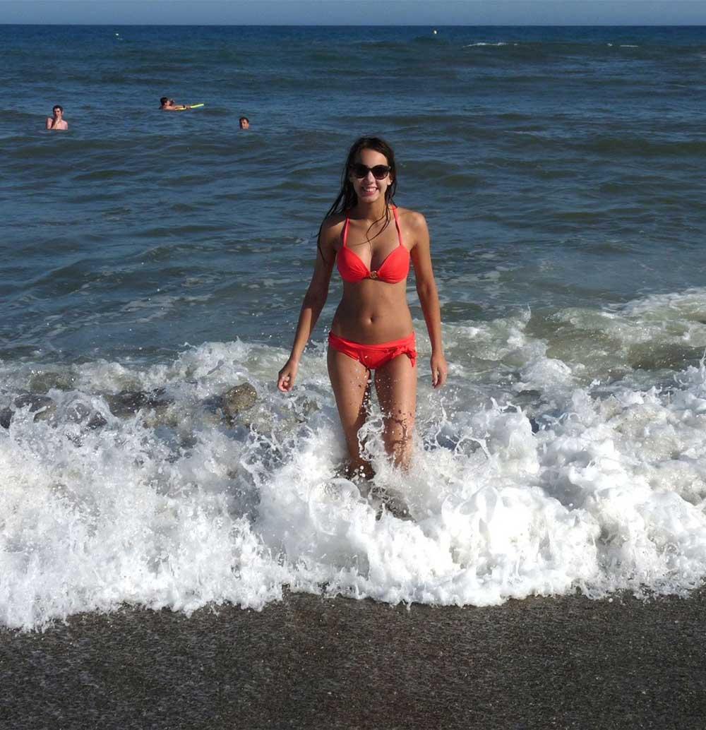 Михаэла Дубравова голая. Фото - 31