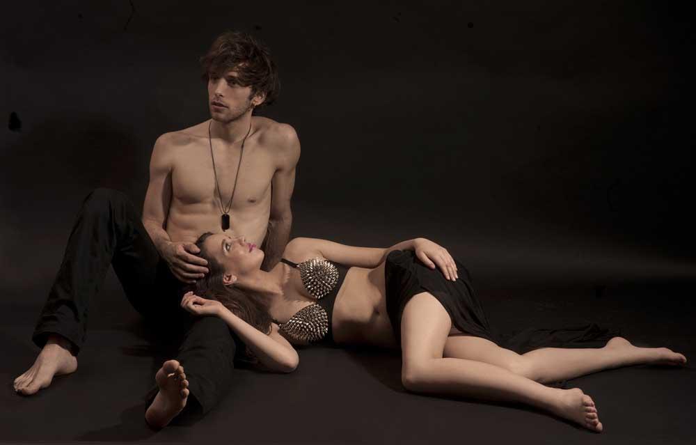 Михаэла Дубравова голая. Фото - 43