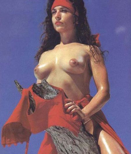 Михаэла Куклова голая. Фото - 8
