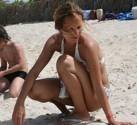 Моника Абсолонова голая. Фото - 12