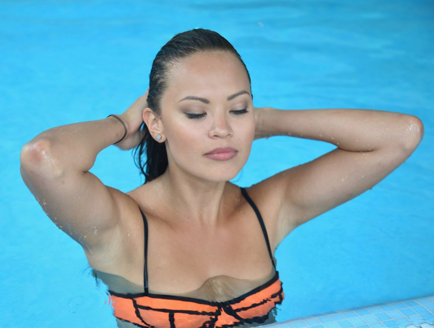 Моника Леова голая. Фото - 30