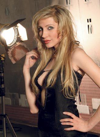 Ольга Лоунова голая. Фото - 11