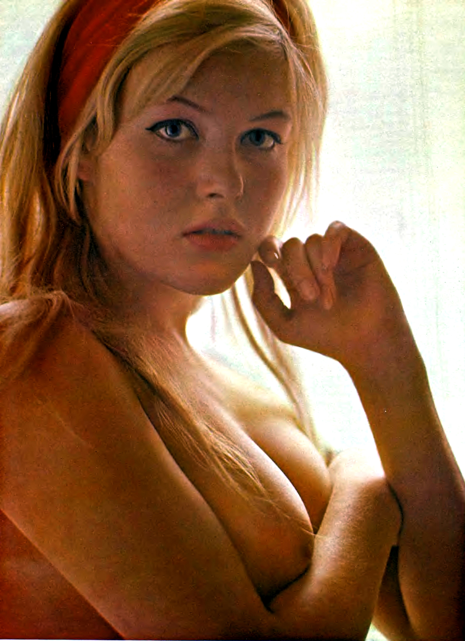 Ольга Шоберова голая. Фото - 32