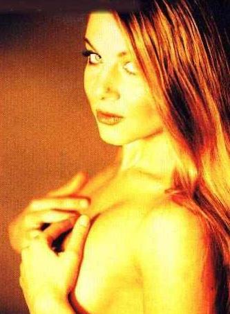 Сабина Лауринова голая. Фото - 4