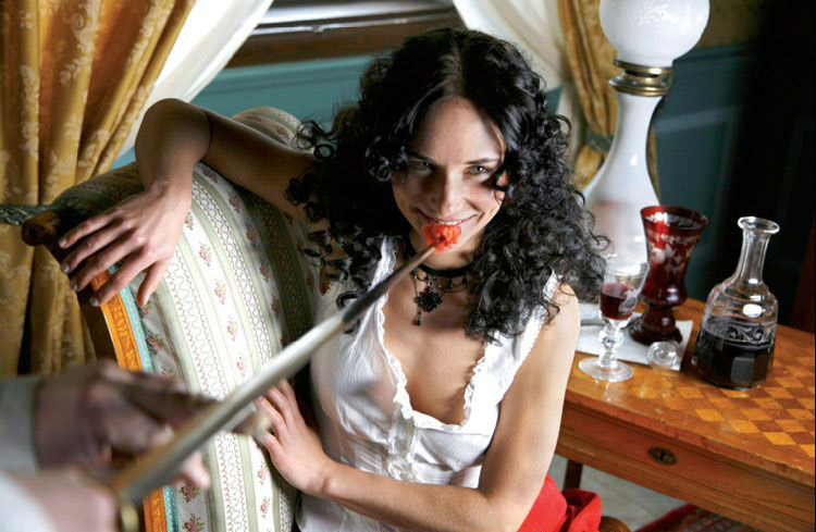 Сандра Новакова голая. Фото - 8