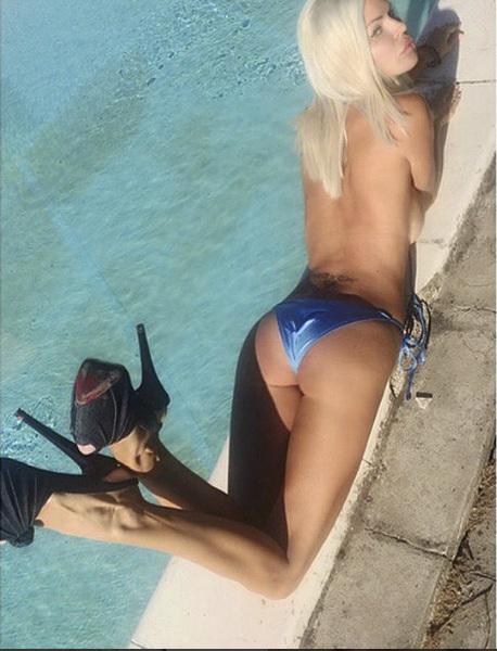 Сильвия Кучеренко голая. Фото - 2