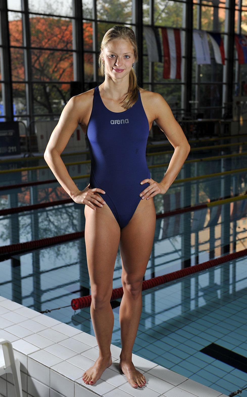 Симона Баумртова голая. Фото - 4