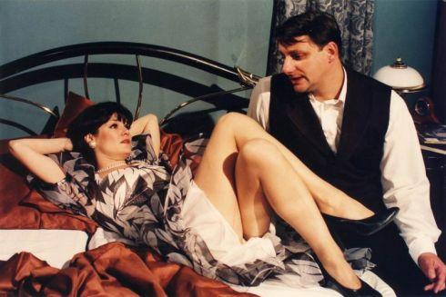Симона Постлерова голая. Фото - 2