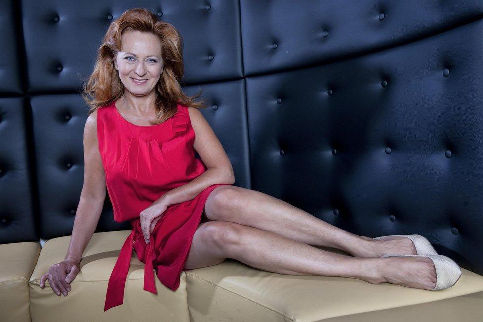 Симона Сташова голая. Фото - 8