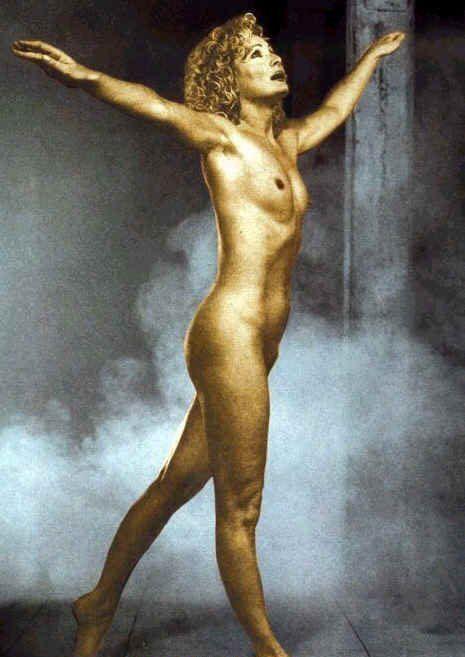 Светлана Налепкова голая. Фото - 2