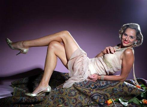 Светлана Зарубова голая. Фото - 1