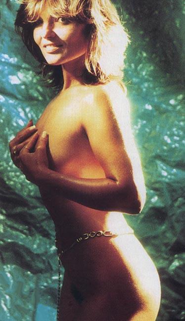 Таня Кауерова голая. Фото - 11