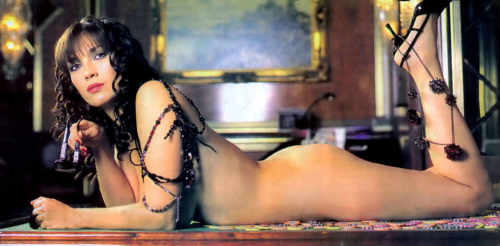 Тереза Косткова голая. Фото - 3