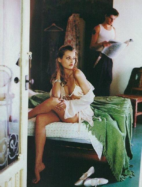 Тереза Максова голая. Фото - 11
