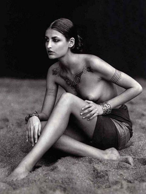 Тереза Максова голая. Фото - 21