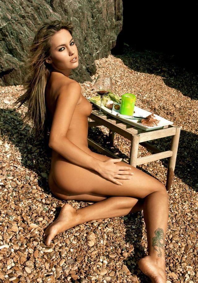 Вероника Фастерова голая. Фото - 19